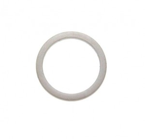 teflon o-ring 21x17x2mm op moer stoompijp en safety valve mod.4
